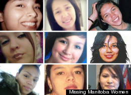 Missing Manitoba Women