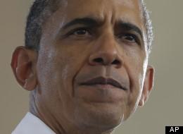 President Barack Obama speaks at a campaign event, Wednesday, Aug. 29, 2012 in Charlottesville, Va. (AP Photo/Pablo Martinez Monsivais)