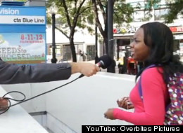A reporter braves Chicago's allegedly angry, hateful streets.