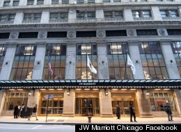 JW Marriott Chicago Facebook