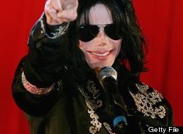 US popstar Michael Jackson, 2009. (CARL DE SOUZA/AFP/Getty Images)