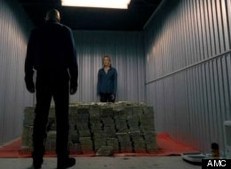 Skyler reveals all the money Walt has made from meth in the