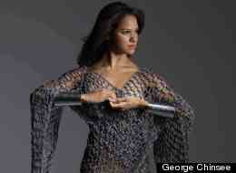 American Ballet Theatre soloist Misty Copeland is the face of 108 Stitches.