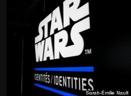 Le Centre des sciences de Montréal  accueillle, en première mondiale, «Star Wars Identités: L'exposition», du 19 avril au 16 septembre 2012.