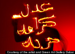 Courtesy of the artist and Green Art Gallery Dubai