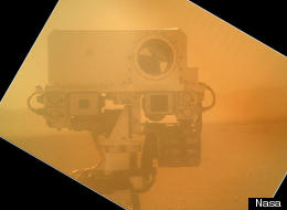 The Mars rover is on a two-year mission to search for life