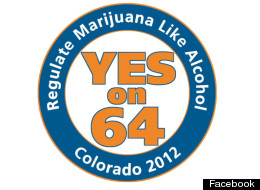 Campaign To Regulate Marijuana Like Alcohol's graphic for Amendment 64.