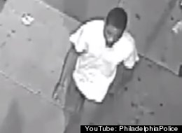 Surveillance footage shows the alleged rapist the night of the attack.