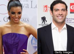 Eva Longoria confirma romance con Mark Sanchez