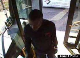 Photo of Vancouver Trankslink bus sexual assault suspect. (Transit Police)