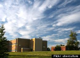 Crookston High School.