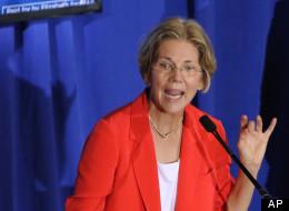 Elizabeth Warren leads Sen. Scott Brown in the race for a Senate seat representing Massachusetts, a new poll shows.