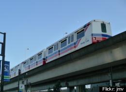 File photo of Translink skytrain. (FLICKR: JMV)