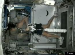 Astronaut Sunita Williams