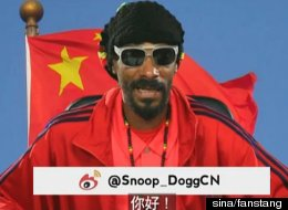 Snoop Dogg, a.k.a. Snoop Lion, has reportedly joined Sina Weibo, China's answer to Twitter, which is banned in the east Asian country.