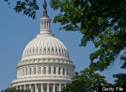 The dome of the U.S. Capitol is seen June 20, 2012 in Washington, D.C. (KAREN BLEIER/AFP/GettyImages)