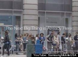 YouTube: SamsungMobileUSA