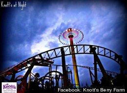 Facebook: Knott's Berry Farm