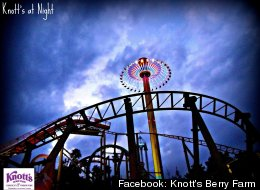 Riders were stranded for hours on Knott's Berry Farm's