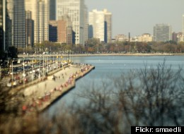 Multiple confrontations with a rollerblader have been reported on the lakefront path.