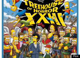 'The Simpsons' 'Treehouse Of Horror XXIII' Preview