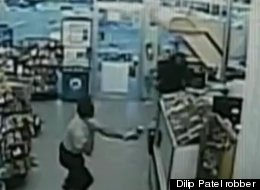 Dilip Patel robber