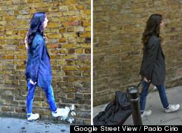Google Street View / Paolo Cirio