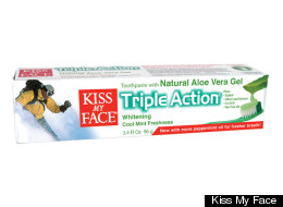 Do natural toothpastes work? We put Kiss My Face Breath Blast to the test.