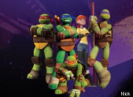'Teenage Mutant Ninja Turtles' premiere clip.