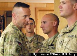 Sgt. Francis O'Brien, U.S. Army