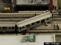 The CTA originally called the Monday incident a derailment, but later clarified that it was a