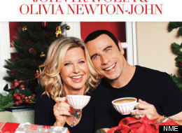 John Travolta & Olivia Newton-John teaming for Christmas album