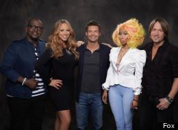 Mariah Carey y Nicki Minaj ya se están peleando en 'American Idol' (VIDEO)