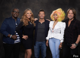 Mariah Carey y Nicki Minaj ya se están peleando en 'American Idol' (VIDEO)