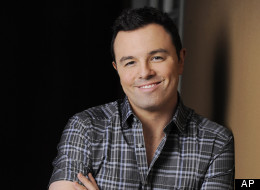 Seth MacFarlane is pretty confident in Barack Obama