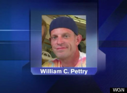 William Pettry of Lake Villa, Ill., was killed Sunday while in Florida to watch the Chicago Bears play the Jacksonville Jaguars.
