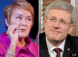 Prime Minister Stephen Harper will come face-to-face this week with Pauline Marois for the first time since she was elected premier of Quebec, but instead of a clashing of swords there might be a meeting of the minds.  (CP)