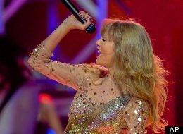 Shame on her, Taylor Swift