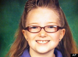 Photo of missing 10-year-old Westminster, Colo. girl Jessica Ridgeway.