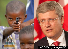 Prime Minister Stephen Harper's trip to the Democratic Republic of the Congo is prompting security fears. (AFP/Getty Images/CP)