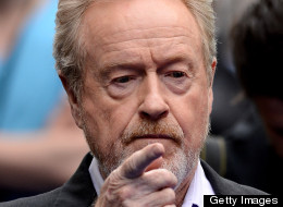 Ridley Scott excited about