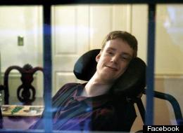 David Rose's social media accounts used this photo of Hunter Dunn, a young man with cerebral palsy from Virginia. The blogger behind Rose's persona has publicly apologized to Dunn.