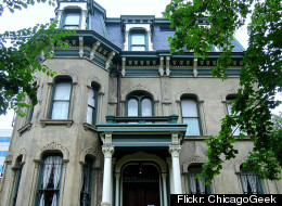 The Keith House, a Victorian Chateauesque-styled, 30-room mansion, is among the many sites participating in Open House Chicago.