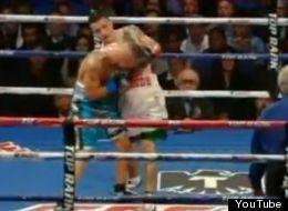 Brandon Ríos venció a Mike Alvarado
