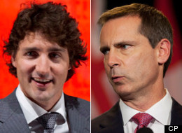 Liberal leadership hopeful Justin Trudeau says he would welcome the entrance of Ontario Premier Dalton McGuinty into the race to lead the federal party. (CP)