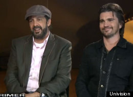 Juan Luis Guerra y Juanes