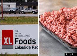 A Nanaimo teen and a Vancouver woman have filed a lawsuit with XL Foods after they both allegedly became ill after eating the recalled beef. (CP)