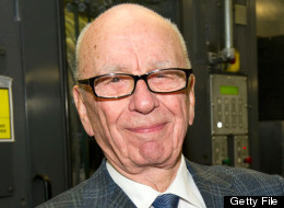 In this handout photograph provided by News International, Rupert Murdoch, Chairman and CEO of News Corporation, pictured on February 25, 2012 in Broxbourne, England. (Picture Arthur Edwards/News International via Getty Images)