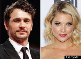 James Franco and Ashley Benson are reportedly dating.