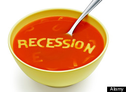 The Canadian Well-being Index, led by researchers at the University of Waterloo, shows that quality of life in Canada deteriorated by 24 per cent between the onset of recession in 2008 and 2010. ALAMY